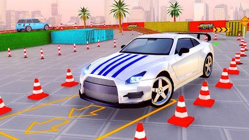 Modern Car Parking Drive 3D Game - Free Games 2020 android2mod screenshots 4
