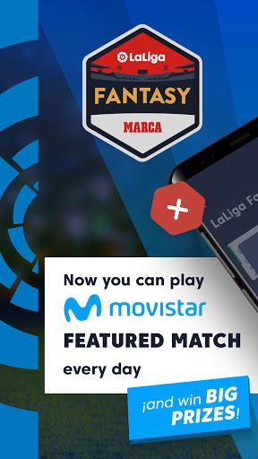 LaLiga Fantasy MARCAufe0f 2021: Soccer Manager  screenshots 1