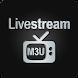 ライブストリームテレビ -  M3UストリームプレーヤーIPTV