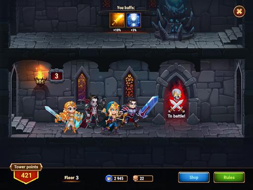 Hero Wars u2013 Hero Fantasy Multiplayer Battles screenshots 13
