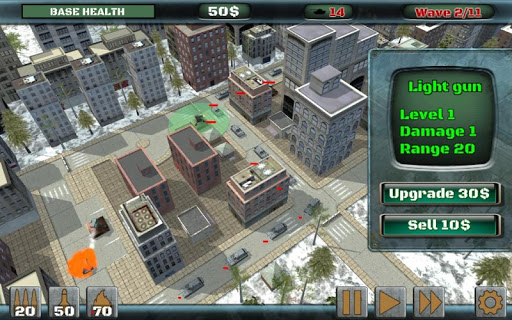 World War 3 - Global Conflict (Tower Defense) 1.6 screenshots 19