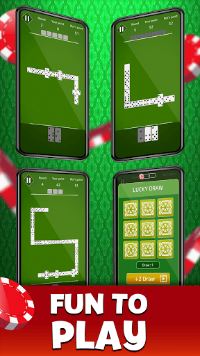 Dominoes - Classic Dominos Board Game apkpoly screenshots 6