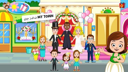 My Town : يوم الزفاف 7