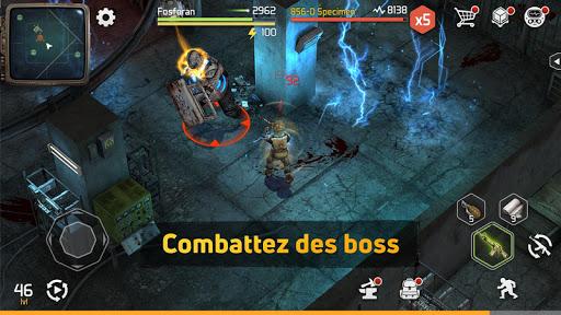Code Triche Dawn of Zombies: Survival (Jeu de Survie en Ligne) (Astuce) APK MOD screenshots 5