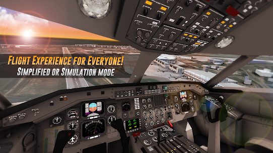 Airline Commander (MOD, Unlimited AC Credits) for Android 5