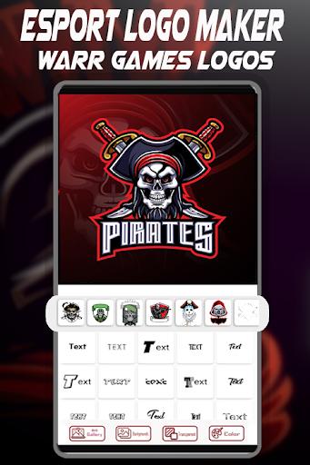 Logo Esport Maker | Create Gaming Logo Maker 1.4 Screenshots 2