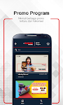 screenshot of mBanking Telkomsel