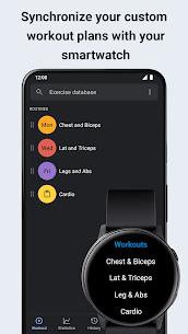GymRun Workout Log & Fitness Tracker [PREMIUM] APK 9