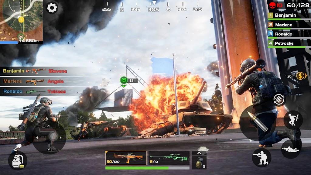 Cover Strike - 3D Team Shooter poster 4