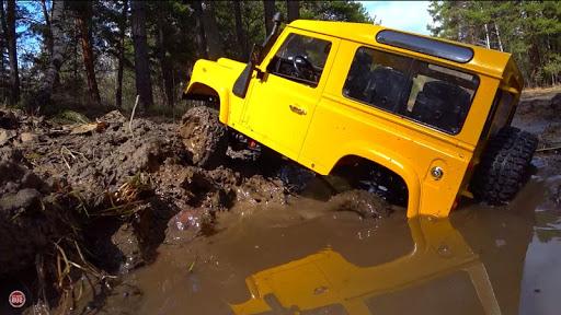 4x4 Off-Road Extreme Rally Racing  screenshots 1