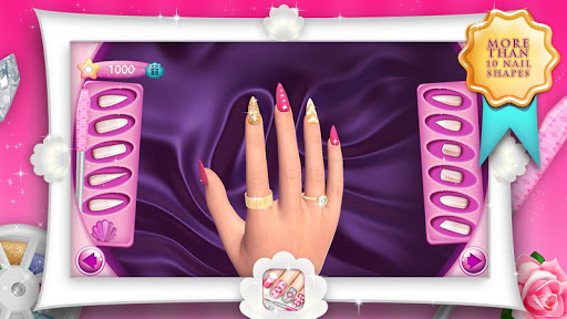 Fashion Nails 3D Girls Game 9.1.5 Screenshots 1