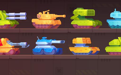 Code Triche Tank Stars (Astuce) APK MOD screenshots 6