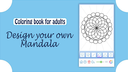 Coloring Book for Adults screenshots 24