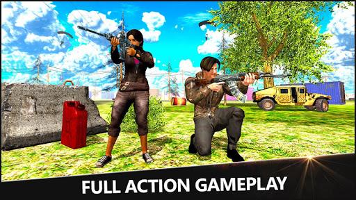 Fire Battleground squad survival: Shooting Games apkdebit screenshots 2