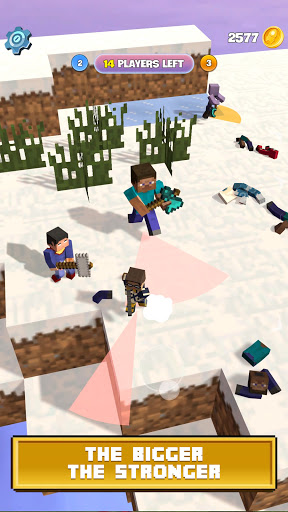 Craftsman Smasher.io - Mastercraft Survival  screenshots 18