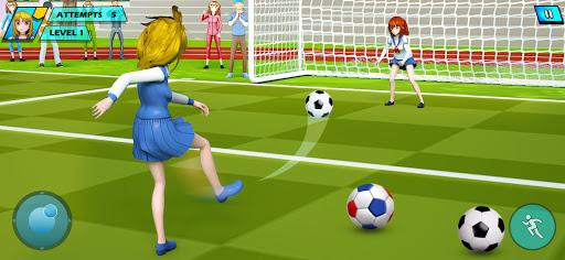 Pretty Girl Yandere Life: High School Anime Games 1.9 screenshots 12