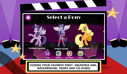 My Little Pony: Story Creator 3.4 Screenshots 1