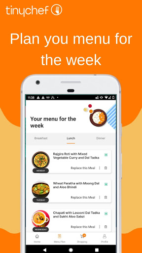Tinychef - Recipes & Meal Planning 0.6.9 screenshots 2