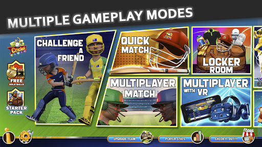 RVG Cricket Clash ud83cudfcf PVP Multiplayer Cricket Game 1.1 screenshots 9