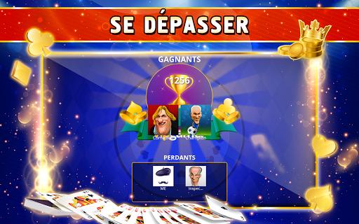 Coinche Offline - Single Player Card Game  screenshots 15