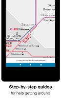 Berlin Subway – BVG U-Bahn & S-Bahn map and routes