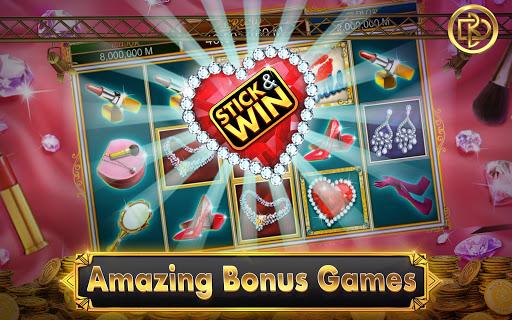 SLOTS - Black Diamond Casino apkslow screenshots 8