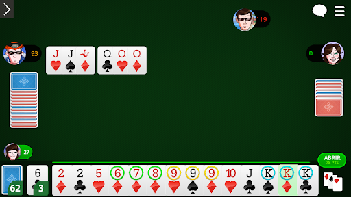 Scala 40 Online - Free Card Game 101.1.71 screenshots 18