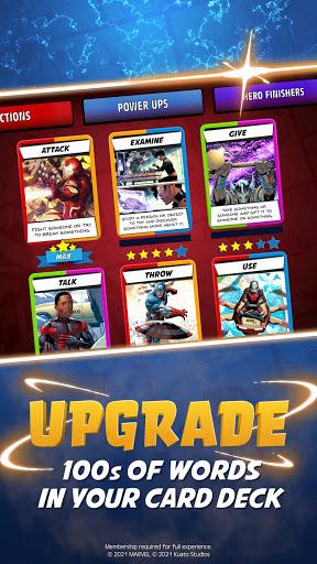 Marvel Hero Tales 3.0.2 screenshots 4