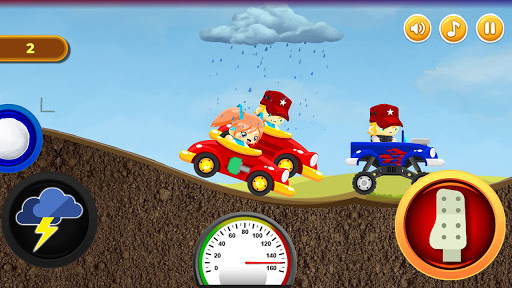 Code Triche Mini Fun Climb Race - Platform Car Racing Games (Astuce) APK MOD screenshots 5