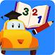 カーシティ:幼稚園幼児学習ゲーム - Androidアプリ