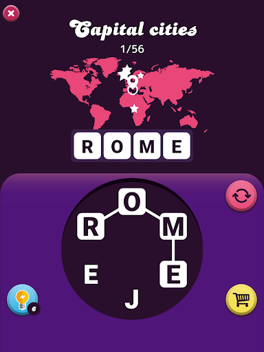 Word Challenge - Wordgame Puzzle 20.9.0 screenshots 16