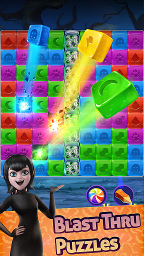 Hotel Transylvania Puzzle Blast - Matching Games android2mod screenshots 6