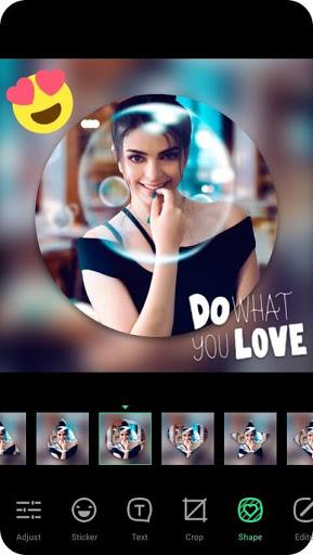 Pic Collage Photo Editor & Beauty Selfie Cam  Screenshots 6