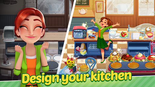 Delicious World - Cooking Restaurant Game  screenshots 1