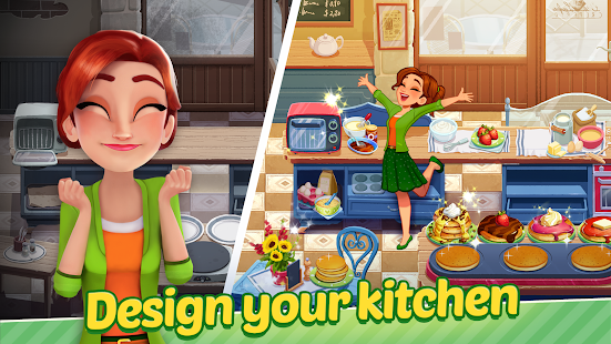 Delicious World - Cooking Restaurant Game 1.28.0 screenshots 1