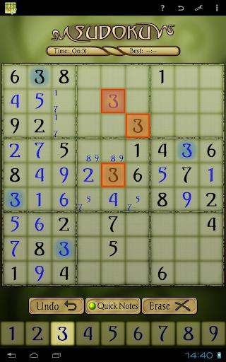 Sudoku Free 1.52 screenshots 13