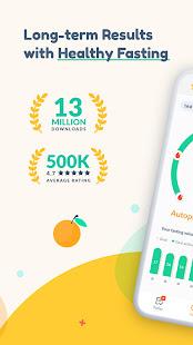 Fastic: Fasting App & Intermittent Fasting Tracker 1.62.0 Screenshots 1