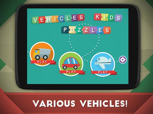 Toddler Kids Car Puzzles Free  screenshots 9