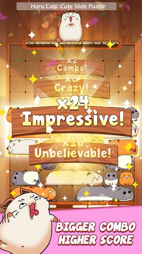 Haru Catsu00ae - Fun Slide Puzzle - Free Flow Zen Game Apkfinish screenshots 5