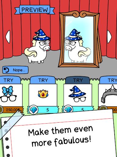 Unicorn Evolution: Fairy Tale Horse Adventure Game screenshots 8