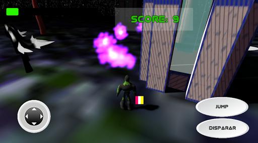 Offline Shooting Games Online Aliens third person 0.4 screenshots 2