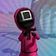 Squid Game 3D: Online Squids Game icon