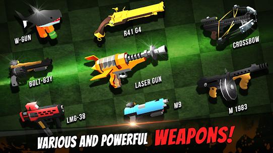 GunStrider: Tap Strike Mod Apk 1.20.501 3