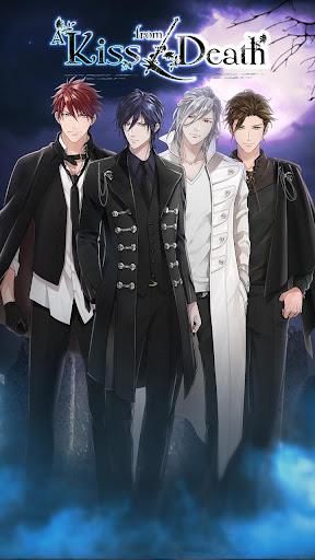 A Kiss from Death: Anime Otome Virtual Boyfriend 2.0.6 screenshots 1