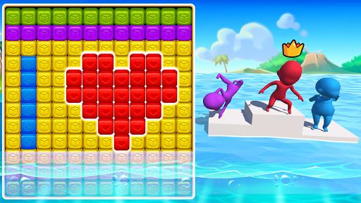 Toy Fun Crush - Treasure Match 3 Blast Games android2mod screenshots 1