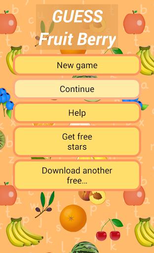 guess fruit berry screenshot 1