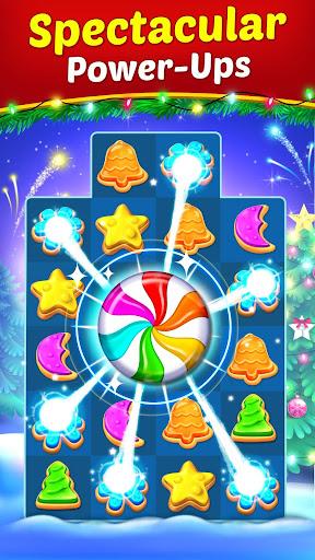 Christmas Cookie - Santa Claus's Match 3 Adventure 3.1.6 screenshots 2