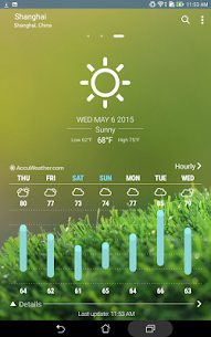 ASUS Weather 5