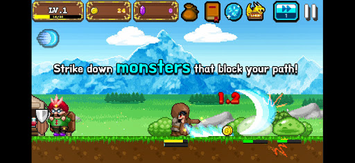Tap Knight : Dragon's Attack  screenshots 18