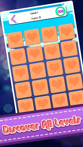 Memory Game - Princess Memory Card Game apkpoly screenshots 4